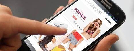 Le marché de l'Ecommerce mobile en hausse spectaculaire - InformatiqueNews.fr | Actu et stratégie e-commerce | Scoop.it