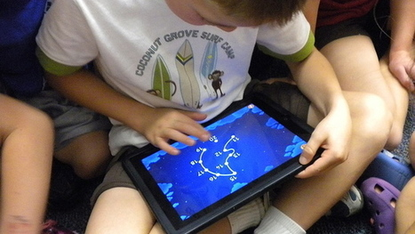 From Toy to Tool: How to Develop Smart Tablet Habits in Class | Scooping Literacy: Diversified Learning | Scoop.it