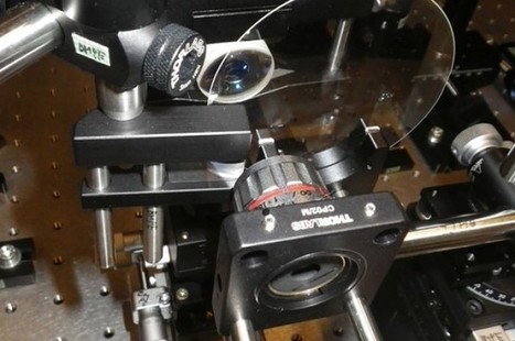 World's Fastest Camera Takes 4.4 TRILLION Frames Per Second | IFLScience | Science, Technology & Education | Scoop.it