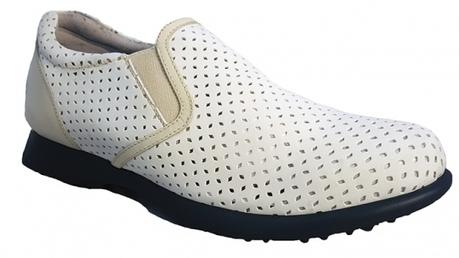 8ec594349e Nike Ladies Roshe G Golf Shoes - Pure Platinum/...
