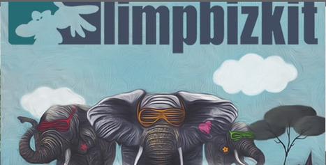 limp bizkit disco elephants
