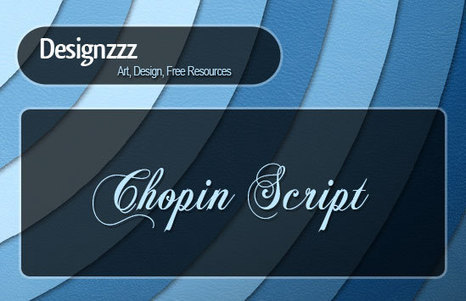 Best of the Best Fonts of Recent Times | That's what i call a Design! | Scoop.it