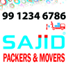 Sajid Packers and Movers | 99 1234 6786