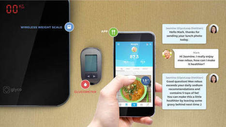Can this app help tackle the burden of diabetes? | Digital Health | Scoop.it