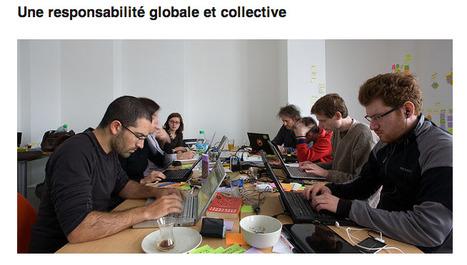 Le travail COLLABORATIF: plus rapide et efficace ? | demain un nouveau monde !? vers l'intelligence collective des hommes et des organisations | Scoop.it