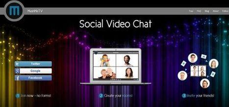 MashMeTV – sencillo y elegante servicio de salas de videochat | Recull diari | Scoop.it