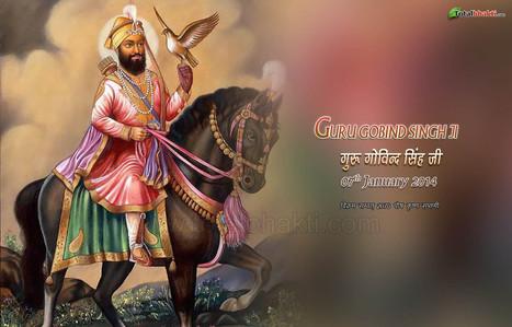 Festivals Wallpaper Hindu Guru Gobind Singh Ji Download
