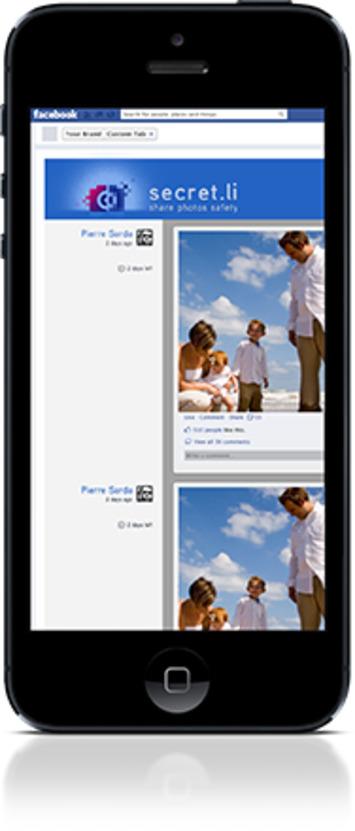 Secret.li : partager vos photos dans des espaces privés   TIC et TICE mais... en français   Scoop.it