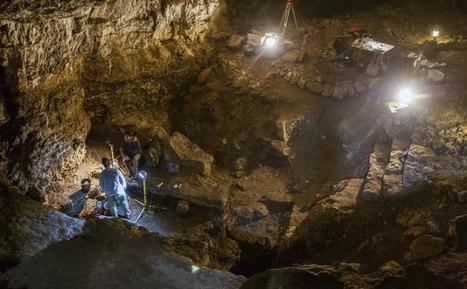 cuevas' in pangea | scoop.it