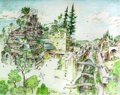 What if Permaculturists Designed our Cities? Interview with Richard Register | Simple, sustainable living. | Scoop.it