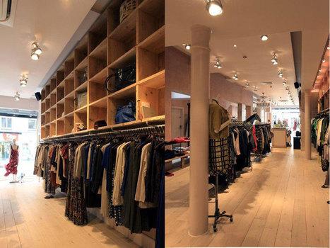 See Inside Jigsaw Shops in London: Argyll Street • Jigsaw Says Blog | Womens Fashion | Scoop.it