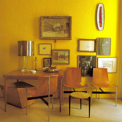 Home Décor Tips: 5 Ways To Go Retro   Real Estate and Building Real Estate Relationships   Scoop.it