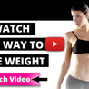 How to lose weight fast to make healthy lifestyle.