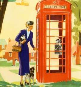 Second calling: New lives for red telephone boxes - BBC News | News we like | Scoop.it