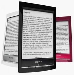 Ventajas de leer un libro electrónico o ebook en un e-reader | Lanzamientos Apple | Libros electrónicos | Scoop.it