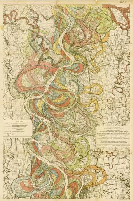 MapCarte n/365: un disseny cartogràfic per a cada dia | TIG | Scoop.it