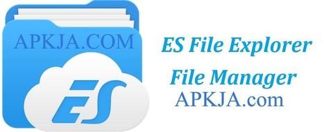 es file explorer file manager apk for pc
