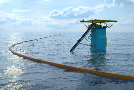 20-Year-Old Inventor's Idea For How To Make Ocean Clean Itself Will Be Launched In Japan | Transición | Scoop.it