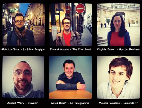 Je bidouille, tu bidouilles... ils bidouillent - #journocamp | DocPresseESJ | Scoop.it