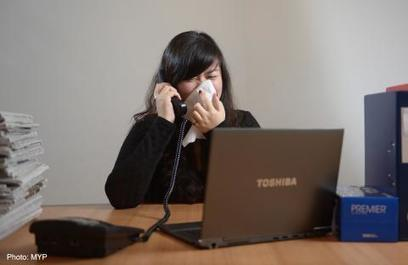 Is your office a sick zone? | You Health (Asia) | CALS in the News | Scoop.it
