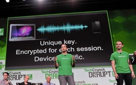 Google Acquires SlickLogin, The Sound-Based Password Alternative | TechCrunch | Digital - Numérique | Scoop.it