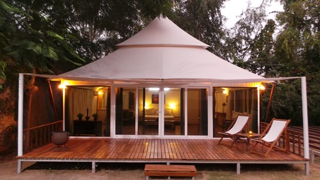High Quality Tents | Eco Luxury Resort Tent Manufacturer in India & Semi permanent tentsu0027 in Tents Manufacturer India | Scoop.it