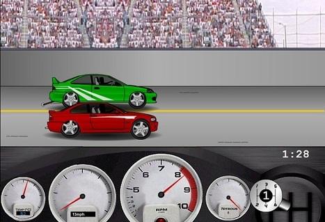 Play Drag Racer V3 Online | Cool Math Games For Kids Online | Scoop.it
