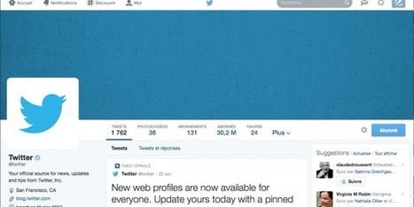 Twitter et les Marques : tirer profit de la nouvelle interface   Stratégies de communication digitale   Scoop.it