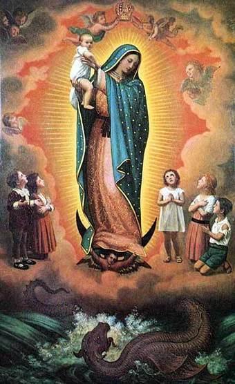 Litánie k Panne Márii za oslobodenie   Viera   Scoop.it