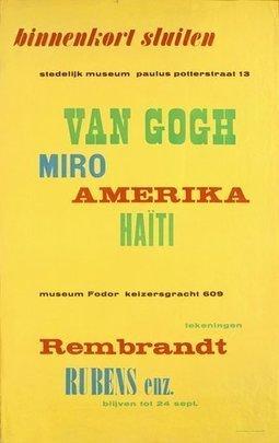 Designer Willem Sandberg championed rebellious type | Background Story is History | Scoop.it