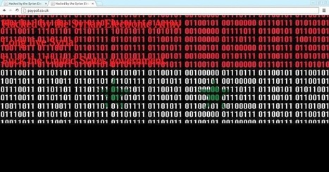 Syrian Electronic Army hacked Ebay and Paypal websites | Info[SEC*] Redemption | Scoop.it