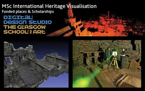 International Heritage Visualisation | Archaeology News | Scoop.it