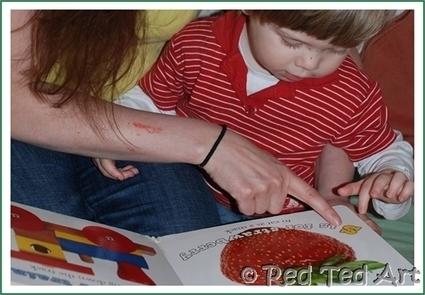 The Imagination Tree: Alphabet Cookies! | Literacia no Jardim de Infância | Scoop.it