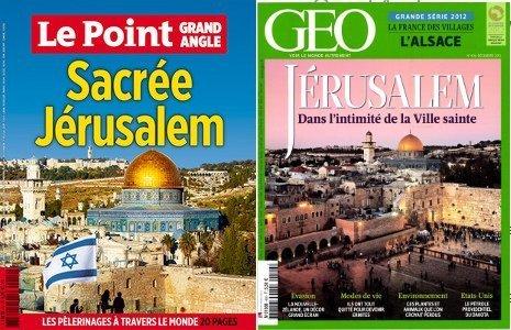 En kiosques | Israel - Palestine: repères et actualité | Scoop.it