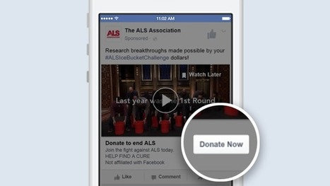 "Facebook Introduces ""Donate Now"" Button For Nonprofits: 3 Tips to Make the Most of It 