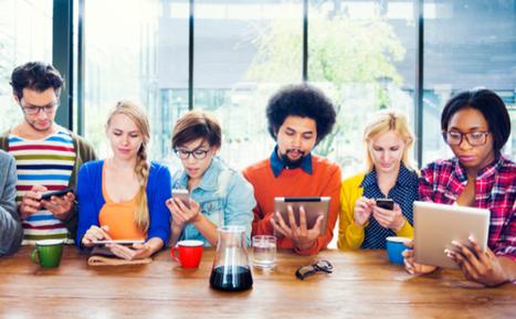 Les talents sont devenus digitaux. Les RH non. | RH nouveaux paradigmes | Scoop.it