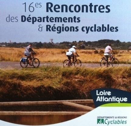 L'innovation au service du vélo pour 2020 : les Rencontres des DRC rassemblent l'Europe - Départements & Régions Cyclables   Balades, randonnées, activités de pleine nature   Scoop.it