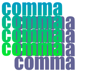 5 Cases of Excessive Commas - Writing Rightly | Reading, Writing and other  Interesting Helpful Information | Scoop.it