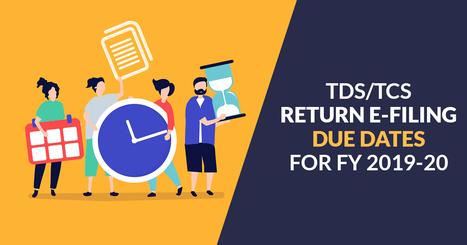 Due Date For Tds In Website Designing Development Scoop It