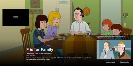 Netflix cumple un año en España: qué tiene esta plataforma para enganchar a la gente | Big Media (Esp) | Scoop.it