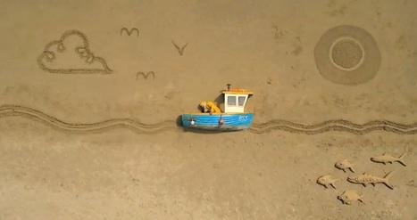"Viral Video ""Gulp"" world's biggest stop motion animation ของ Nokia N8 | Butthun | Scoop.it"