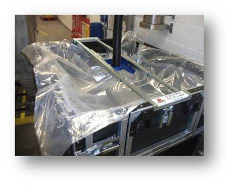 Truly flexible IBC filling bridge from Milford IBC | Space saving in the Supply chain | Scoop.it