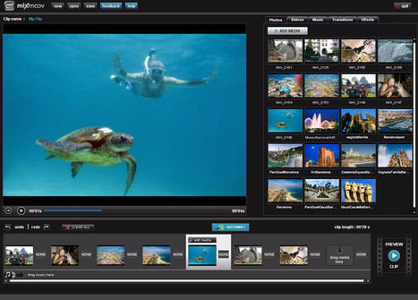 Top 10 Best Online Video Editors for Video Editing Online | Interface, navegación e interactividad digital | Scoop.it