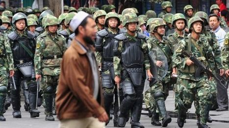 Chinese forces 'used flamethrowers' in Xinjiang operation | NGOs in Human Rights, Peace and Development | Scoop.it