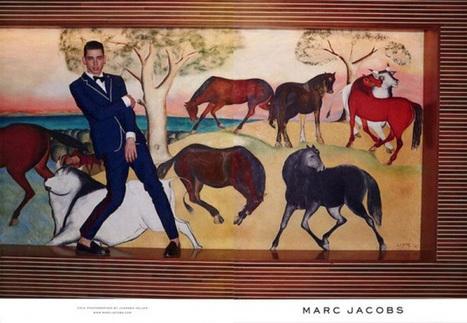 Marc Jacobs déshabille son modèle pour faire la pub de ses vêtements | Tendances publicitaires et marketing | Scoop.it