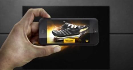 Zapatillas y Realidad Aumentada, nueva campaña de Adidas | RealidadAumentada.me | realidad aumentada v | Scoop.it