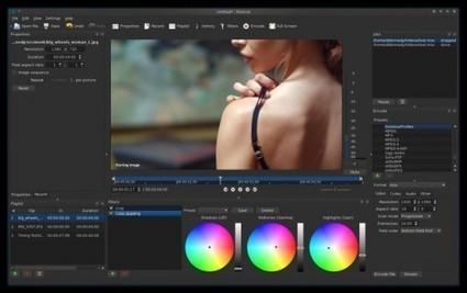 Shotcut : éditeur de vidéo open source   Le Top des Applications Web et Logiciels Gratuits   Scoop.it