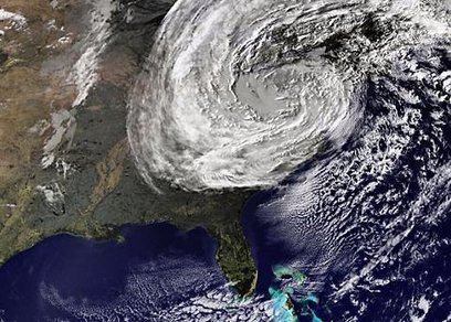 Did Global Warming Contribute to Hurricane Sandy's Devastation? | Global Perspectives @ BM | Scoop.it