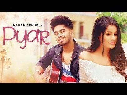 Pyar - Punjabi Song Hindi Lyrics With Meaning  