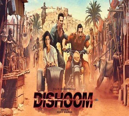 Dishoom Full Movie Download 1080p Movies